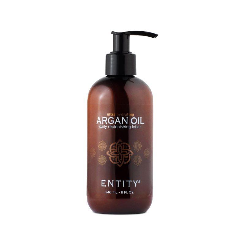 ENTITY Argan Oil - Daily Replenishing Lotion