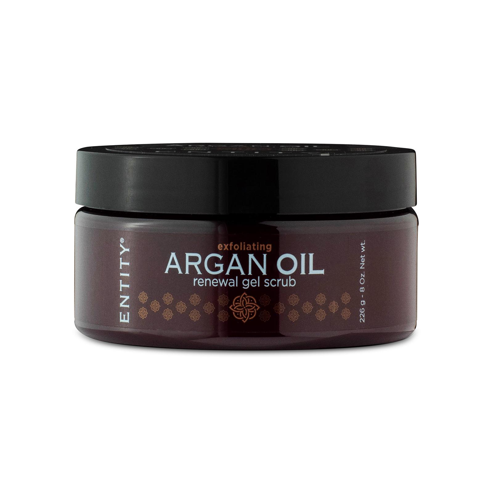 ENTITY Argan Oil - Renewal Gel Scrub